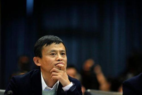 阿里巴巴集團董事局主席馬雲。(照片/百度)