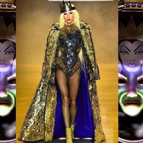 紐約時裝周/蔡依林愛牌 The Blonds把壞皇后請上台