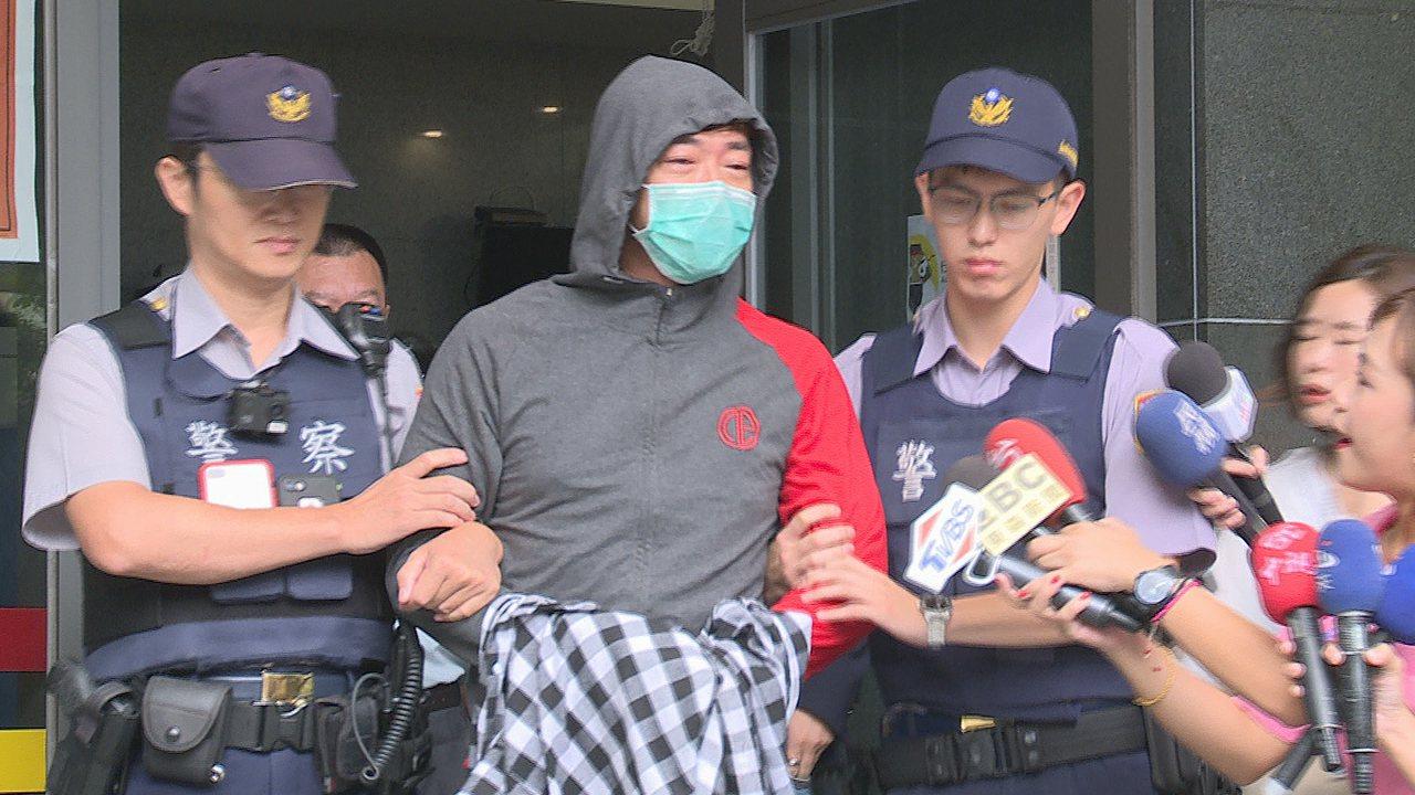 本名為廖文豪的46歲本土劇男星「江俊翰」,10日清晨駕車因未繫安全帶被警方攔下,...
