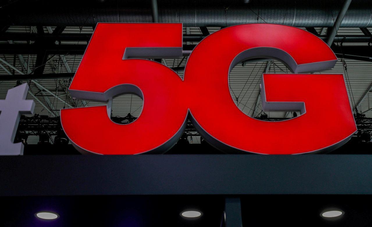 5G新時代即將來臨,則形成美國和中國爭鋒的局面。路透