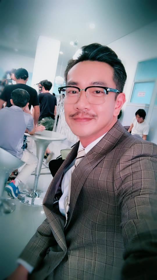 江俊翰目前拍攝8點檔「大時代」。圖/摘自臉書