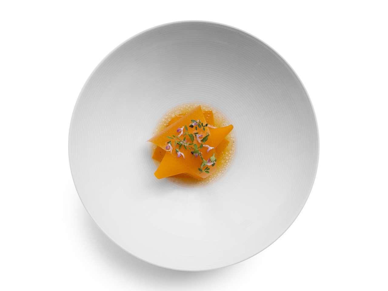 Ronny Emborg以新北歐料理風格為主軸。圖/美福飯店提供