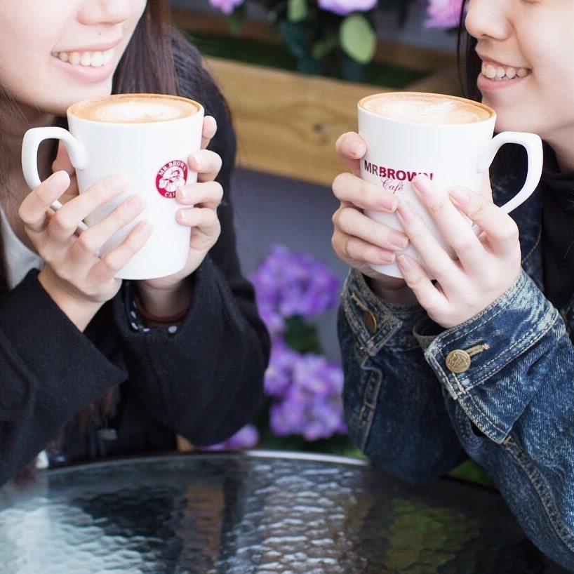 伯朗咖啡將於9月17日、9月25日推出買一送一。圖/擷取自伯朗咖啡館官方粉絲團