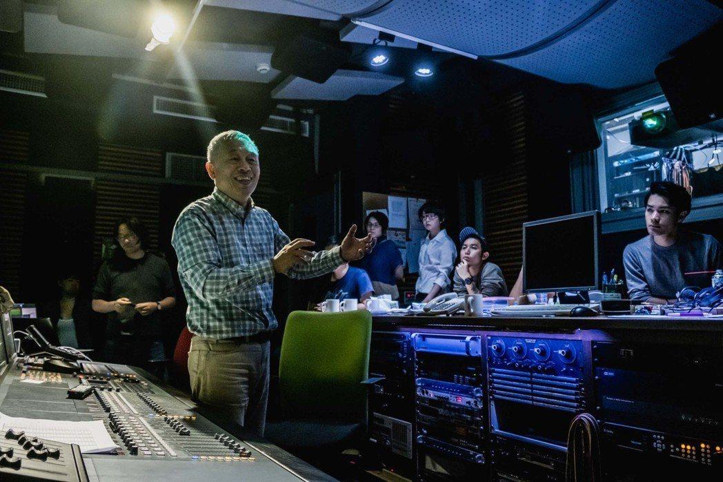 第九屆金馬電影學院安排杜篤之與杜比官方指導的聲音講堂。圖/金馬執委會提供
