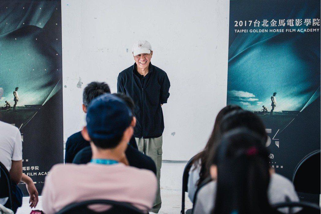 侯孝賢導演創辦的金馬電影學院邁入第十屆。圖/金馬執委會提供