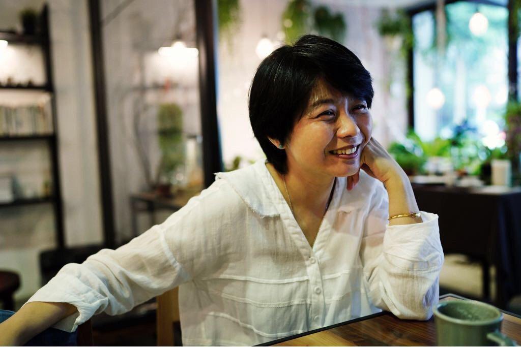 第十屆金馬電影學院導師姜秀瓊。圖/金馬執委會提供