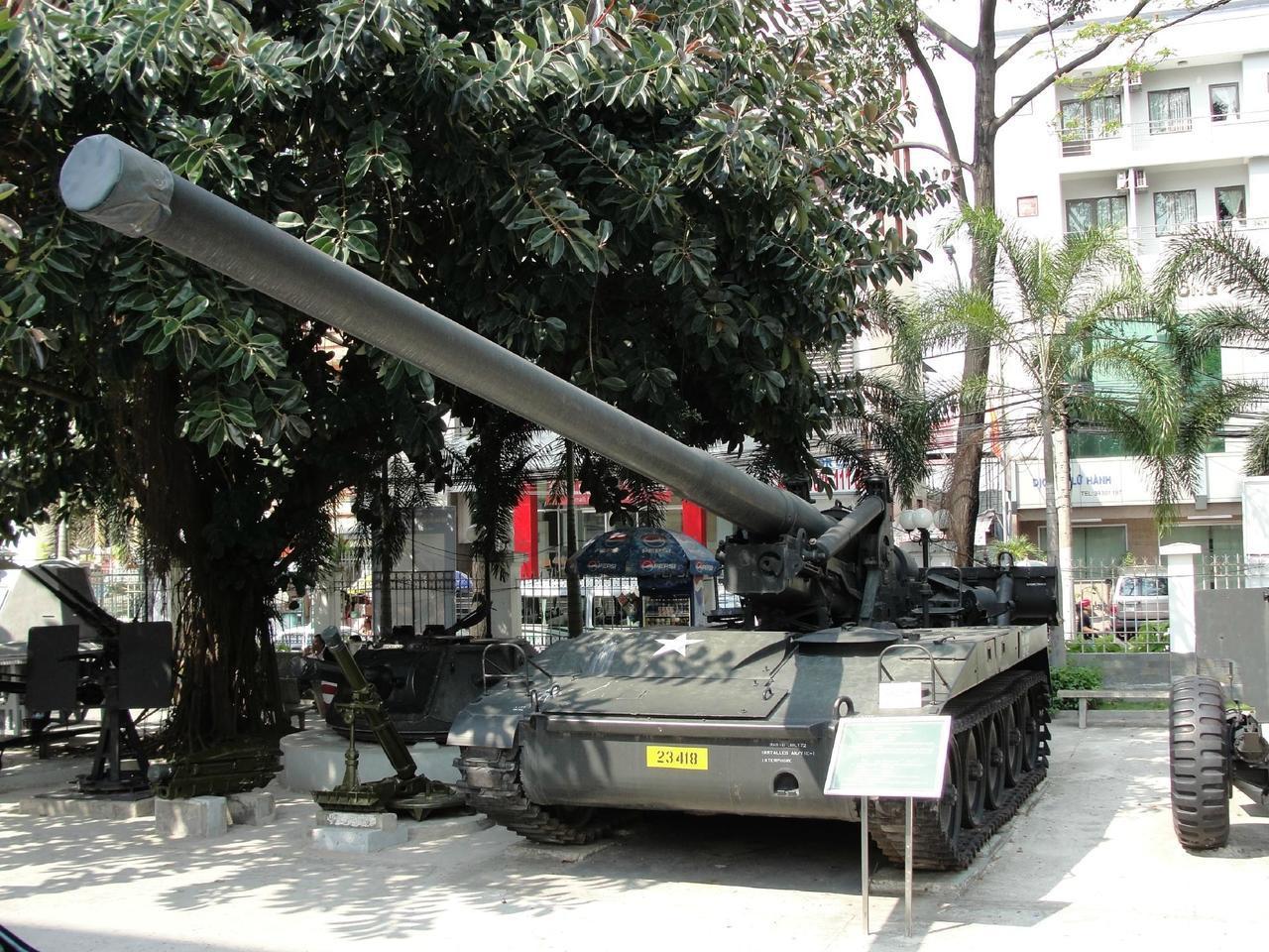 獲得亞洲最佳博物館第1名殊榮的越南戰爭遺跡博物館。圖/TripAdvisor提供