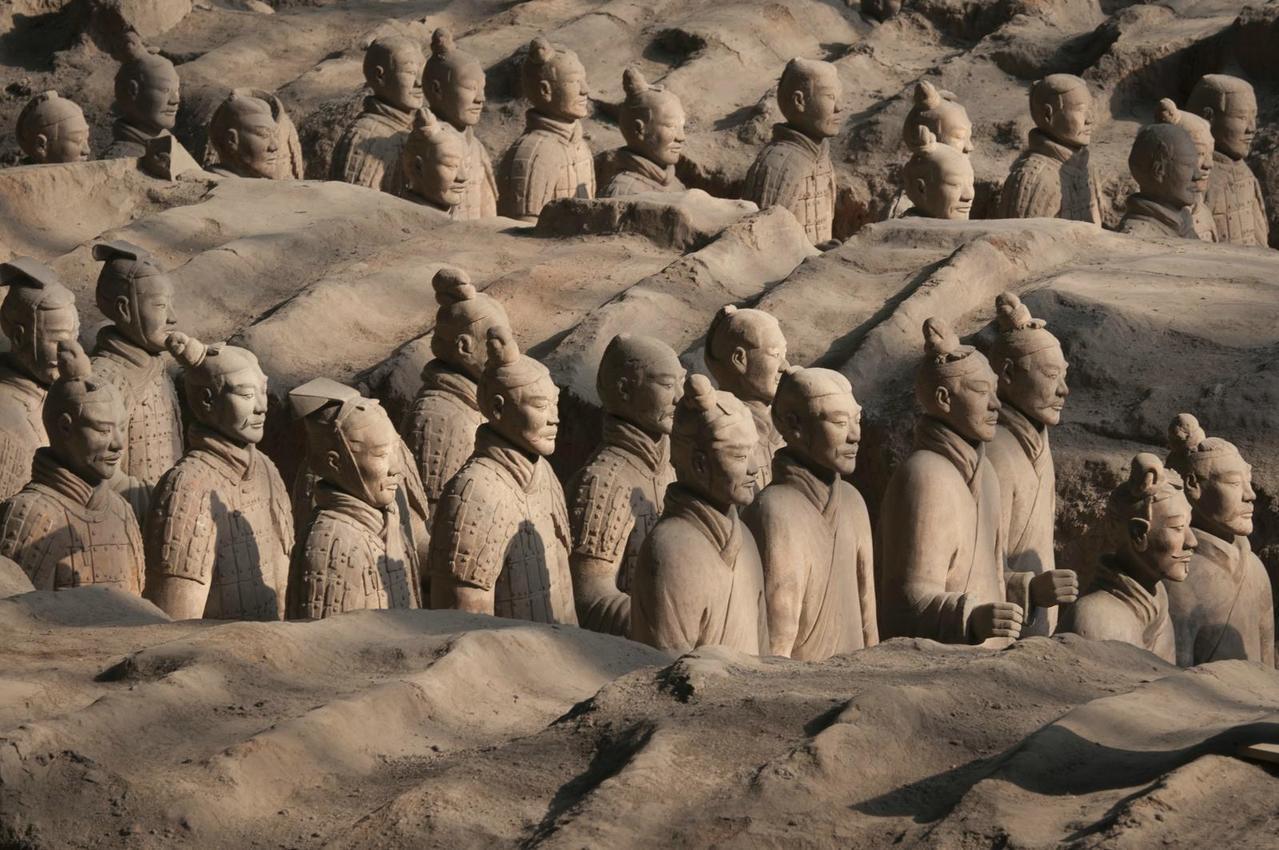 秦始皇兵馬俑博物館則是獲選亞洲最佳博物館第3名。圖/TripAdvisor提供
