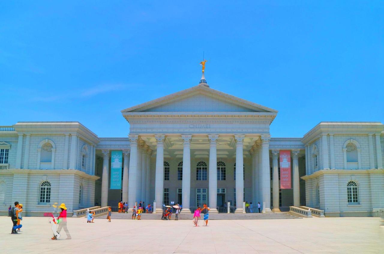 排名全台最佳博物館第二位的奇美博物館。圖/TripAdvisor提供