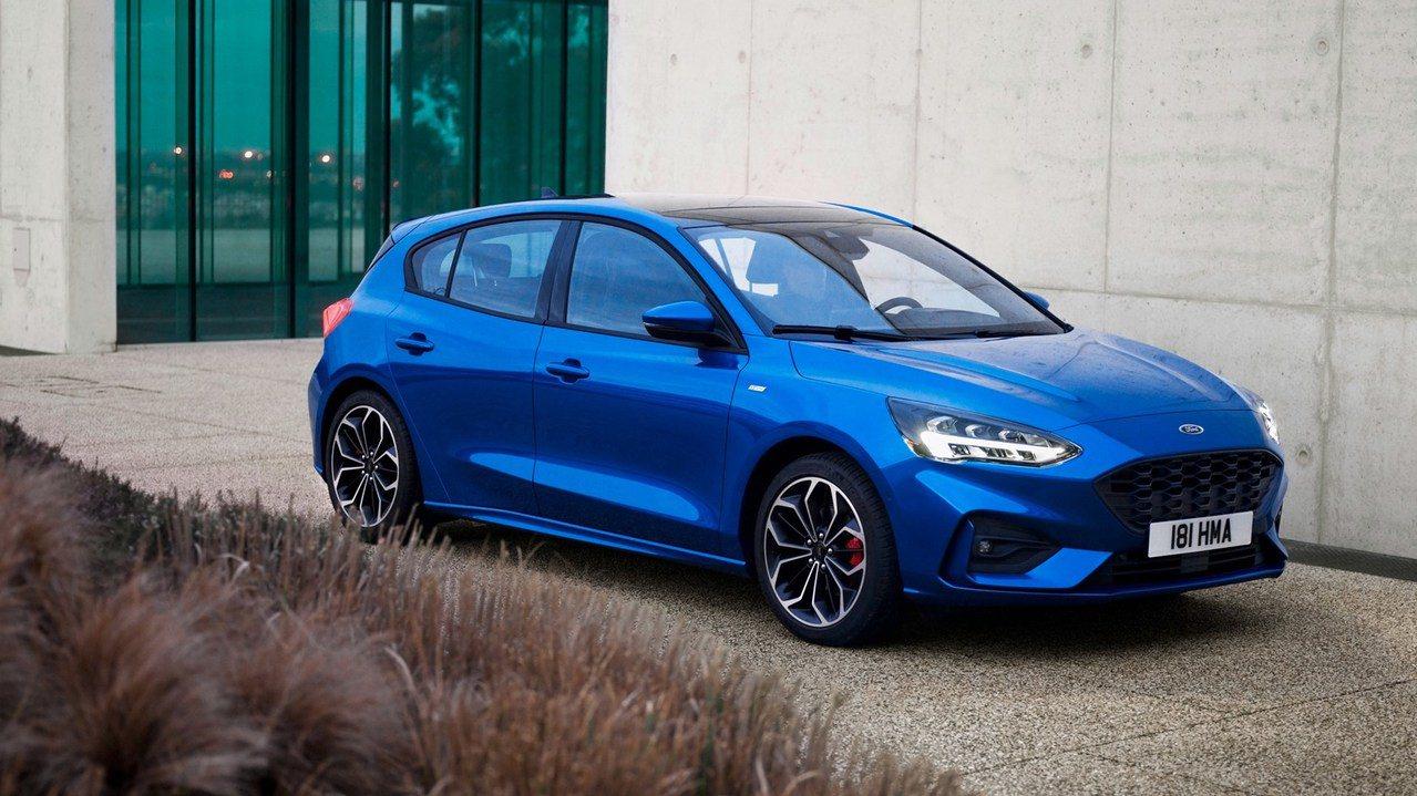 國產掀背暢銷車款Ford Focus大改款車型有望在年底發表。圖/Ford提供