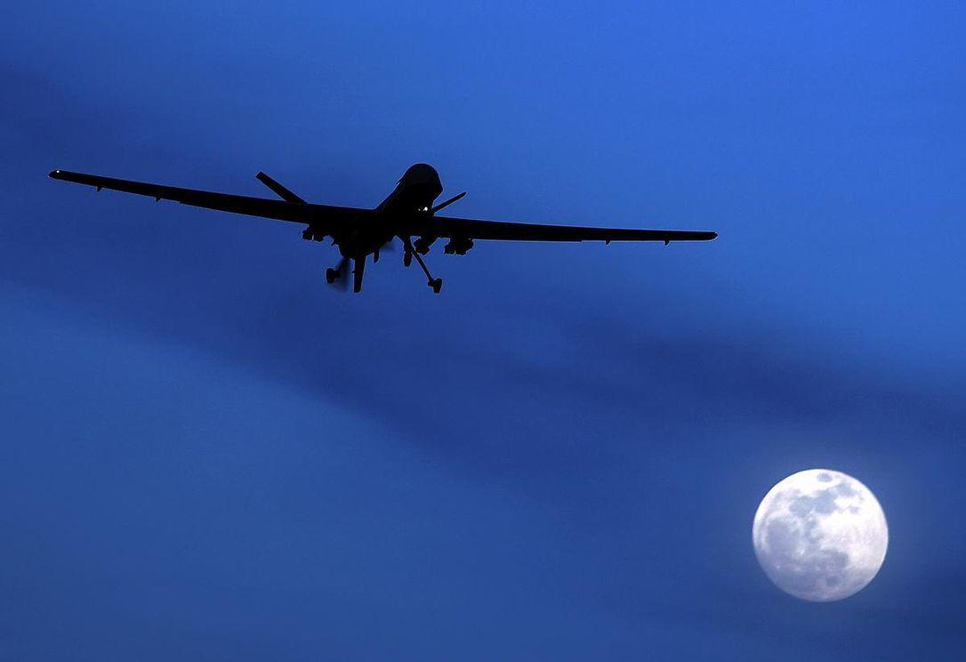 紐時指川普政府在非洲擴大無人機的攻擊行動。美聯社