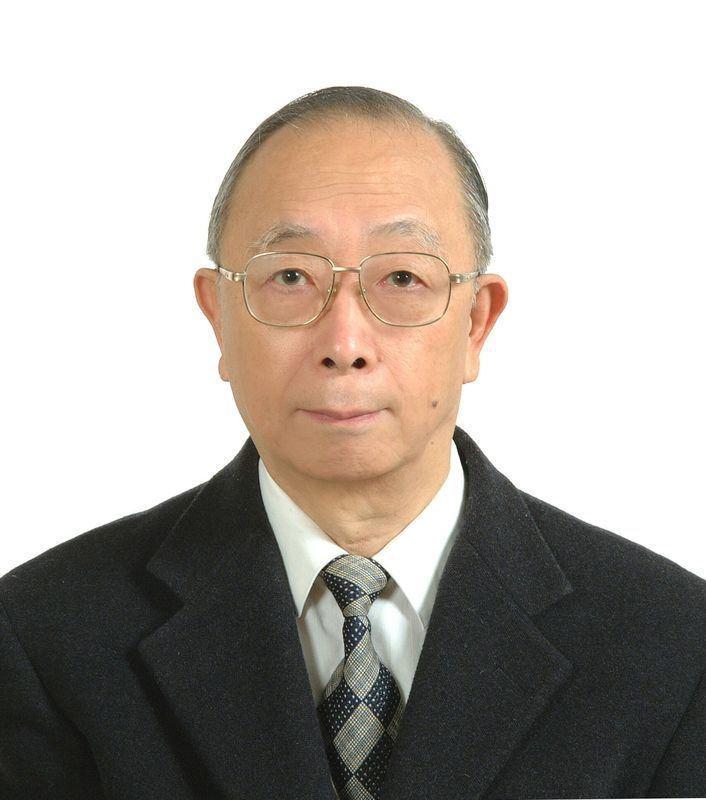 中研院院士胡佛10日晚間在台大醫院病逝。圖取自中研院網頁