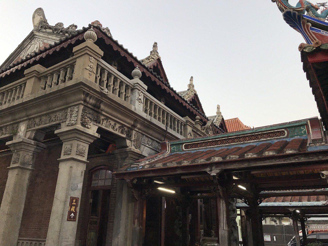 彰化市「出彰化城」團隊將於9月16日舉辦「六大古廟之行---中臺灣傳統建築藝術之...