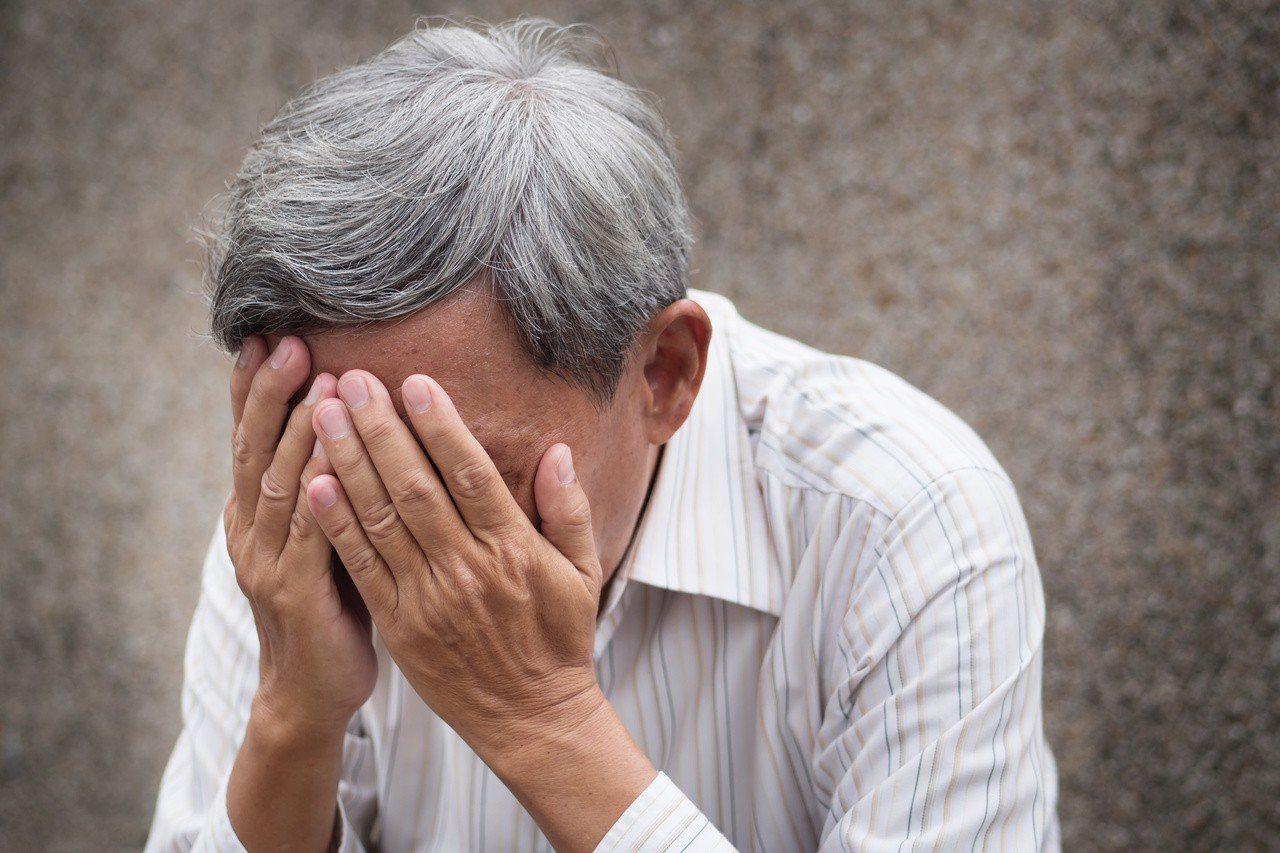 憂鬱症所引起的認知功能缺損,都能以藥物改善。 圖/123RF