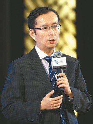 阿里巴巴集團CEO張勇 (中新社)