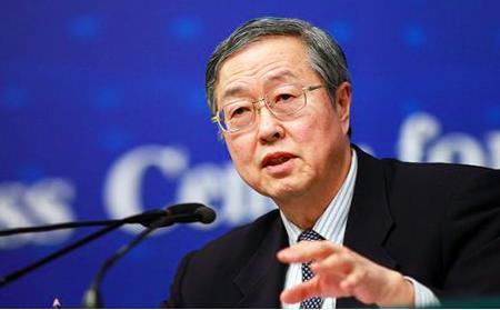大陸央行前行長周小川談中美貿易戰。(照片/百度圖庫)