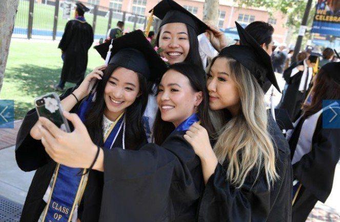 UCLA超越柏克萊加大成美國最佳公立大學。 世界日報記者魏碧洲/攝影