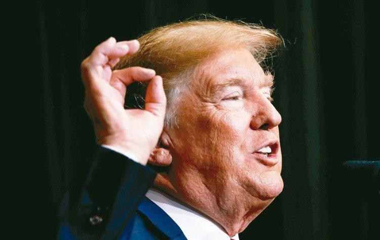美國總統川普加重中國商品關稅計畫,引發近期全球股市震盪。 路透