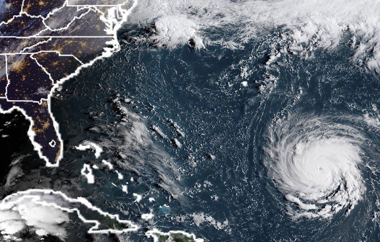 佛羅倫斯颶風正直撲東岸的南、北卡羅來納州等地,保險公司也緊張地準備保險損失的評估...