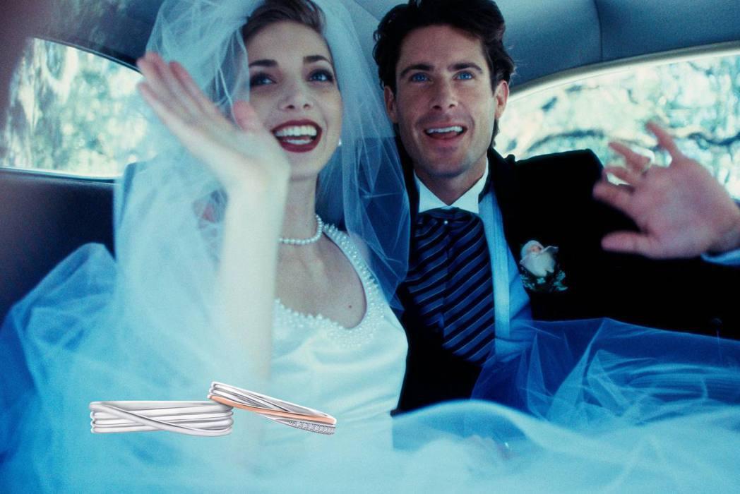 AMC 成為眾多網友願意主動推薦分享的全球十大婚戒品牌。 AMC 鑽石/提供