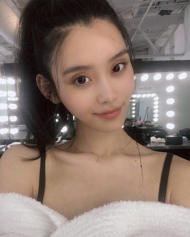 奚夢瑤。圖/擷自instagram