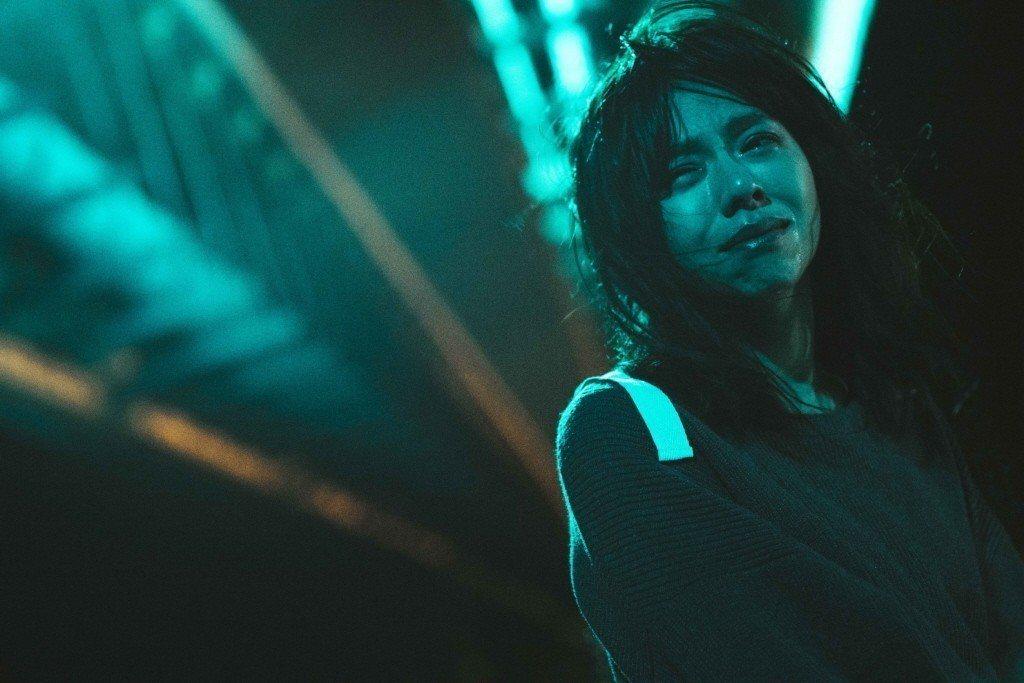 夏于喬在《粽邪》一片中有精湛的演出。 圖/華影國際提供