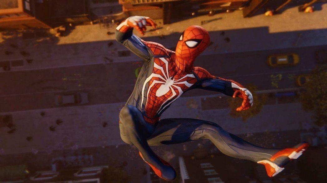 《漫威蜘蛛人》成為英國銷售最快的遊戲