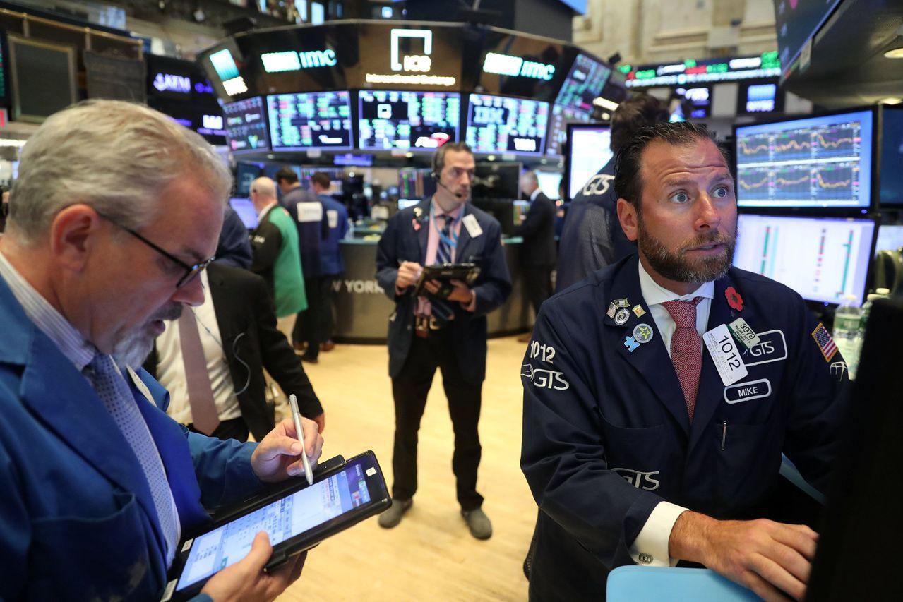 貿易戰的陰影下,美股投資人仍心存觀望。路透