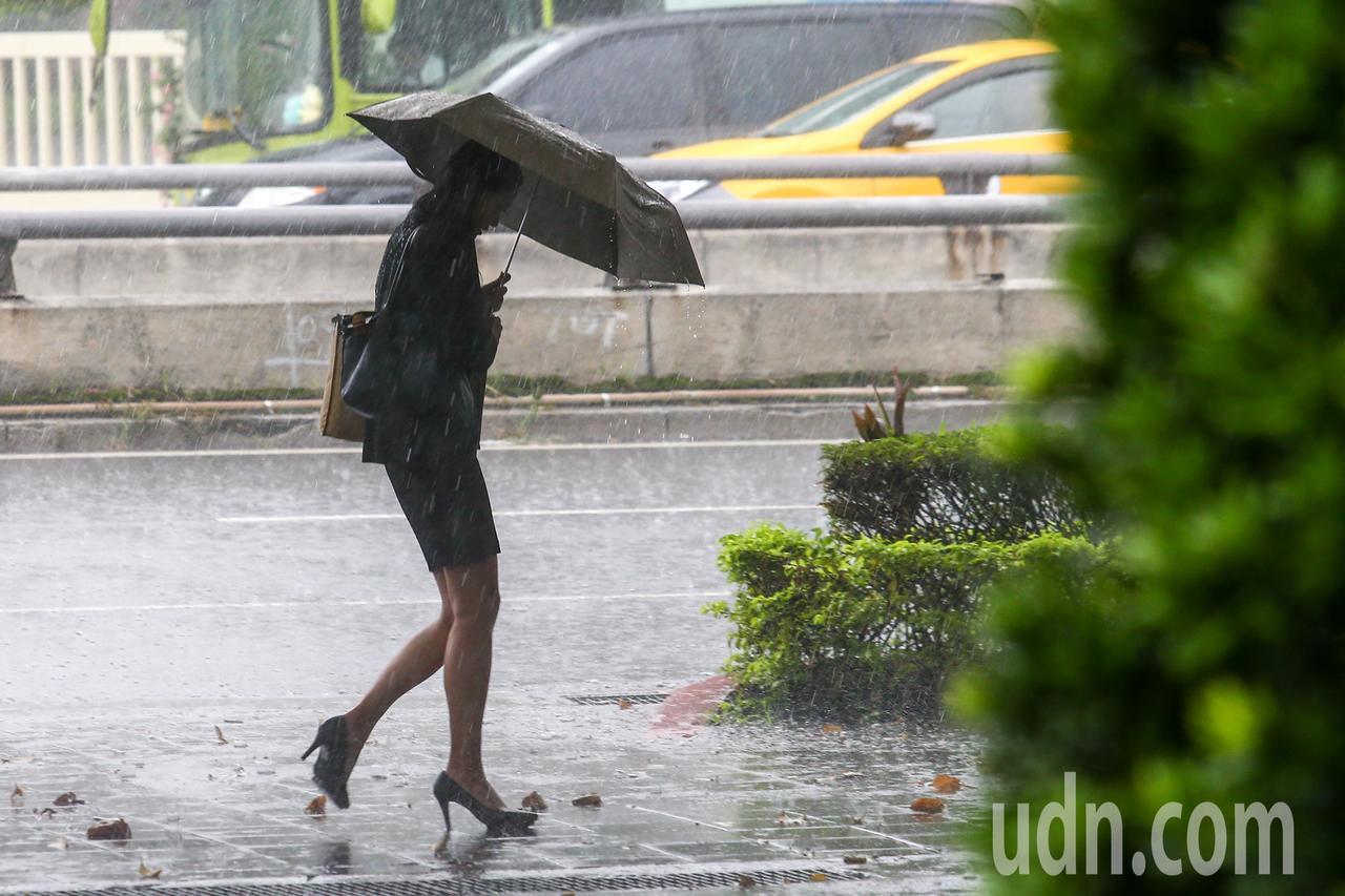 天氣風險管理公司總經理彭啟明說,山竹成為今年西太平洋最強颱風的機會相當高。聯合報...