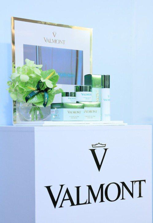 瑞士頂級保養品牌VALMONT推出全新抗老保養品-「AWF5抗皺丰姸系列」,全新...