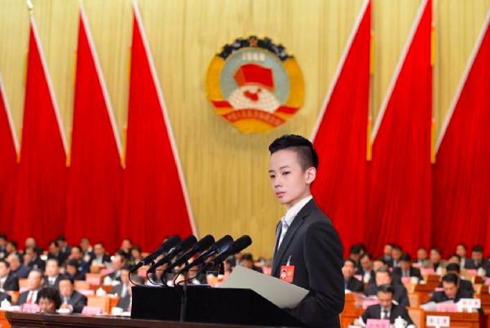山東17歲少年「史潤龍」假冒「處長」編造官方文章,曾把自己的頭像與官方一些會議圖...