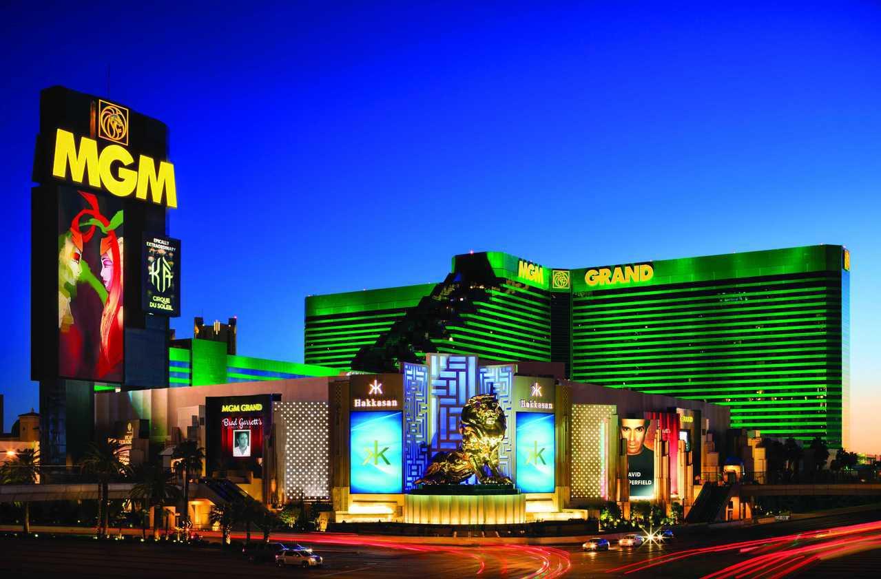 米高梅大賭場飯店以電影《綠野仙蹤》為主題,每晚房價1,622元起。圖片提供/Ex...