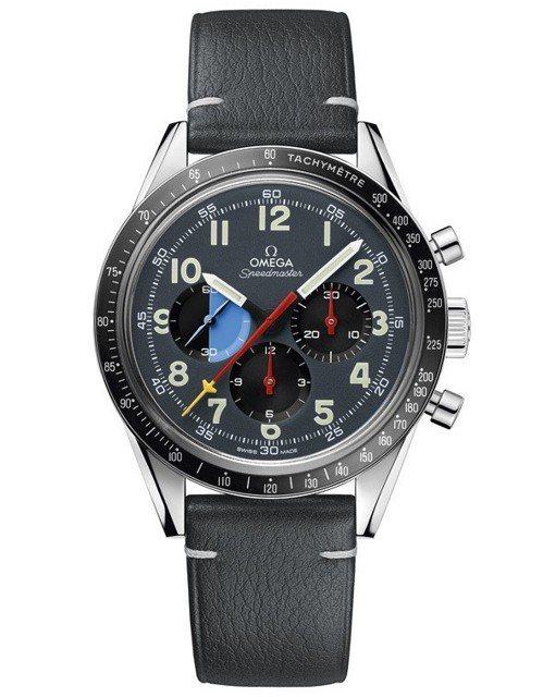 OMEGA超霸HODINKEE 10周年限量腕表,不鏽鋼表殼,約20萬1,000...