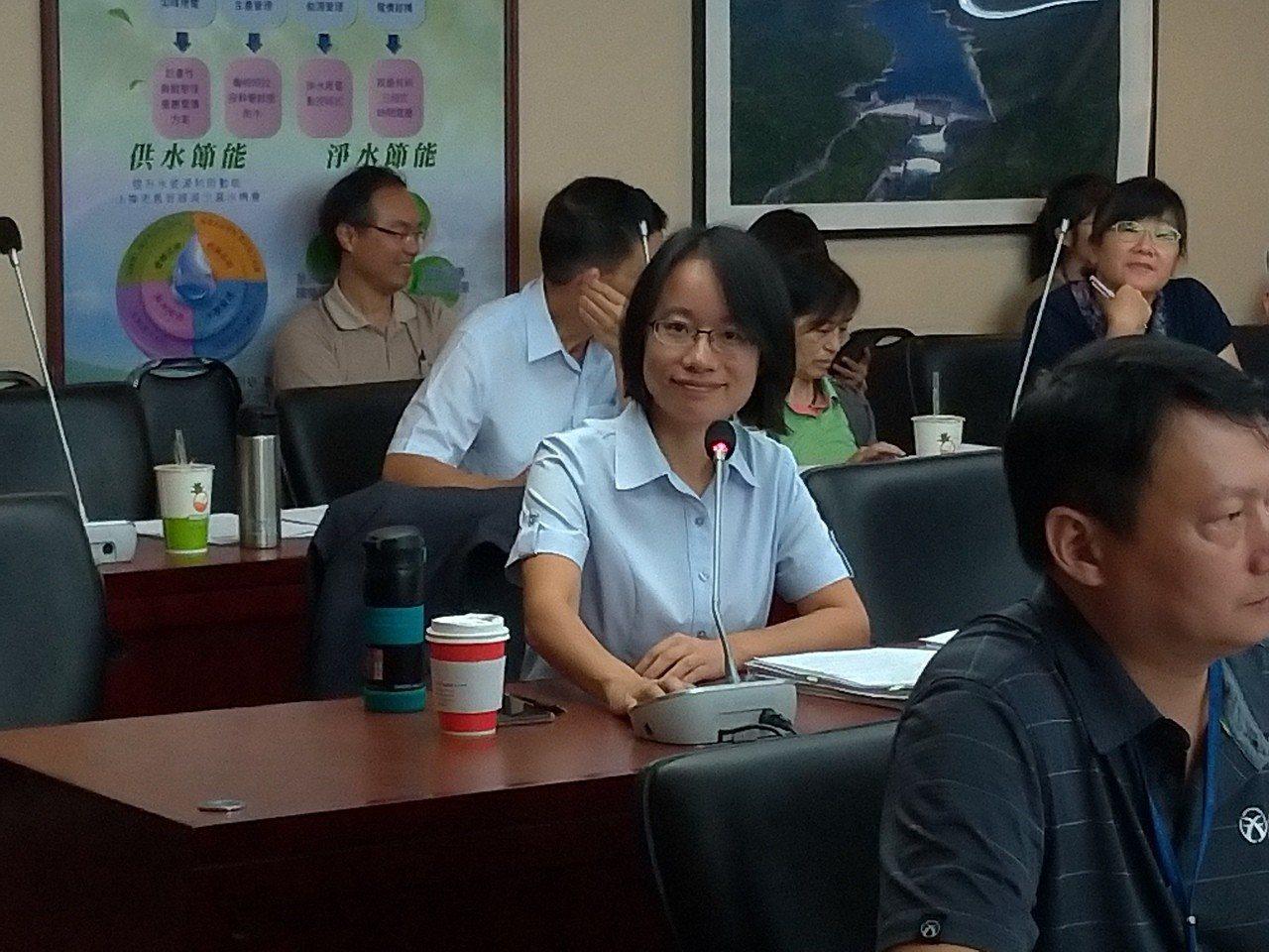 台北農產總經理吳音寧。記者莊琇閔/攝影