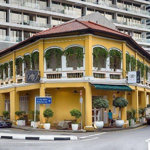 武吉巴梳路擠滿了充滿文化色彩的店舖,以及時尚酒吧和文創書店。圖/新加坡旅遊局提供