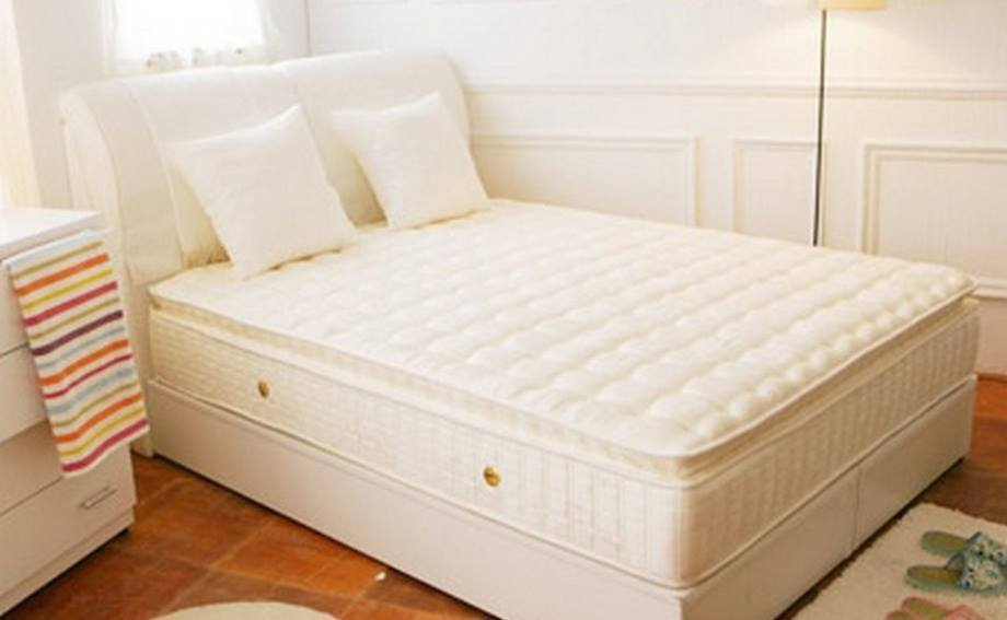 原能會調查發現國內有2家業者販售負離子床墊、枕頭、棉被等寢具輻射超標,已緊急通知...