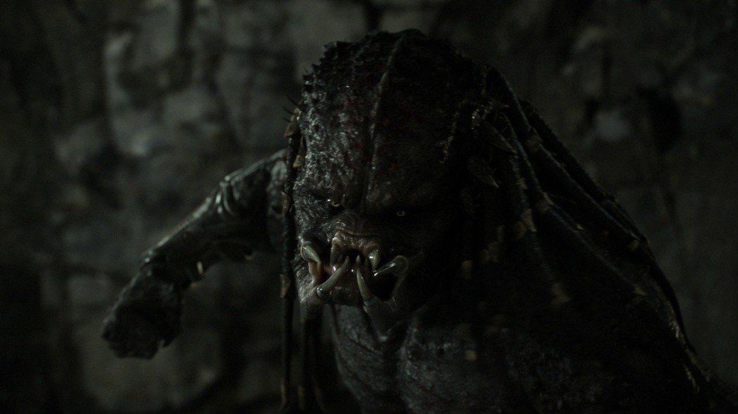 「終極戰士:掠奪者」劇照。圖/福斯提供