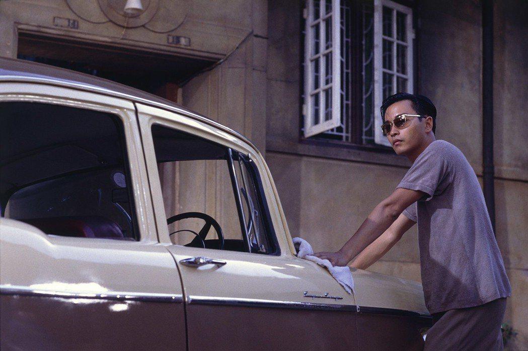 「阿飛正傳」經典重映將於張國榮冥誕9月12日正試開賣。圖/華映提供