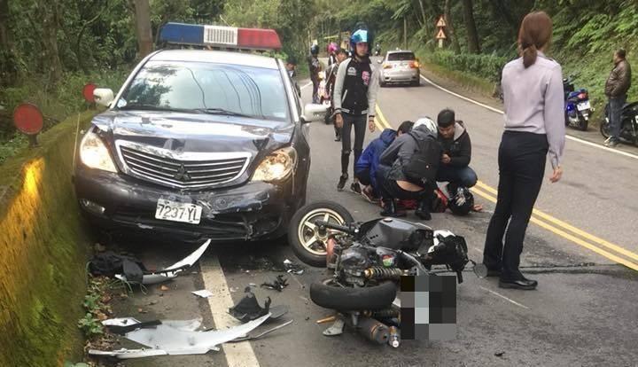 根據警方統計,北宜公路今年至今已發生7件死亡車禍。 圖/聯合報系資料照片