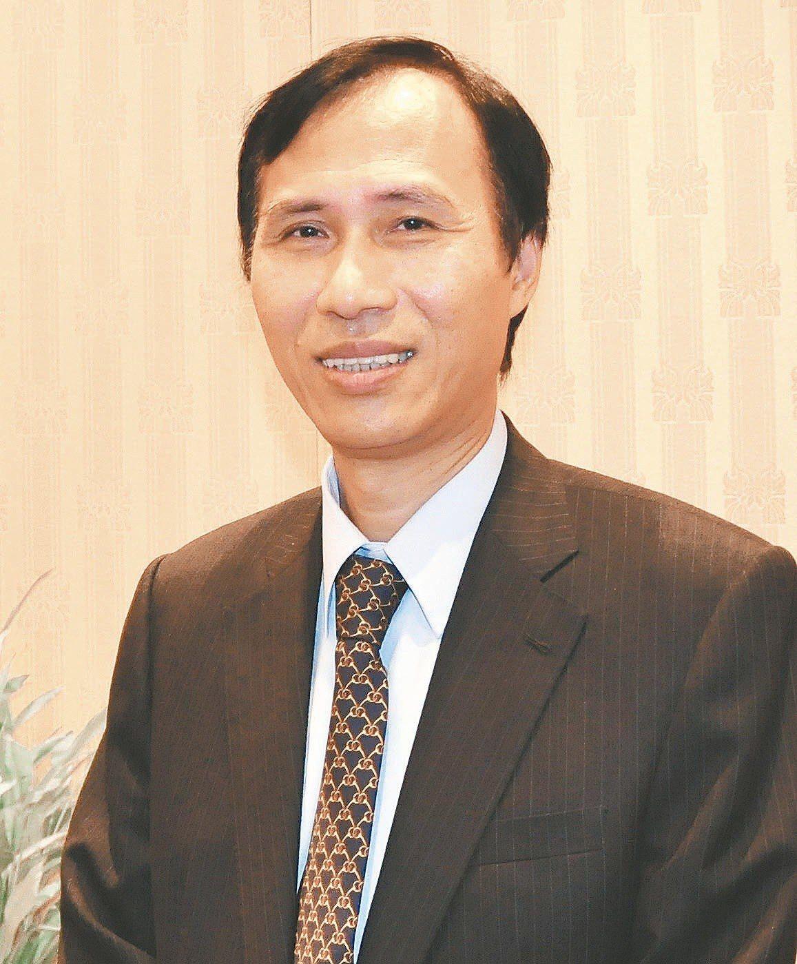 魏江霖。 圖/台灣銀行提供