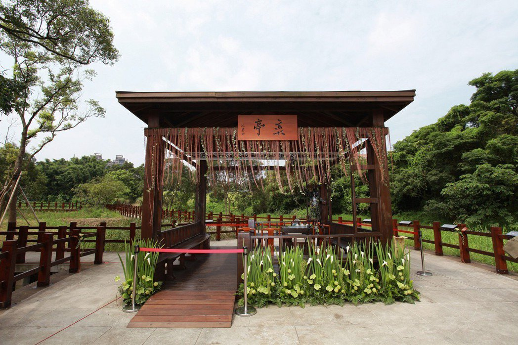清大奕園於2013年6月落成。 圖/清大提供