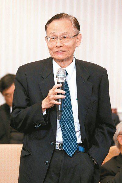 台塑越鋼董事長陳源成 (本報系資料庫)