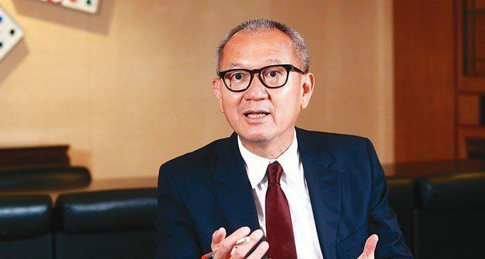 國巨董事長陳泰銘