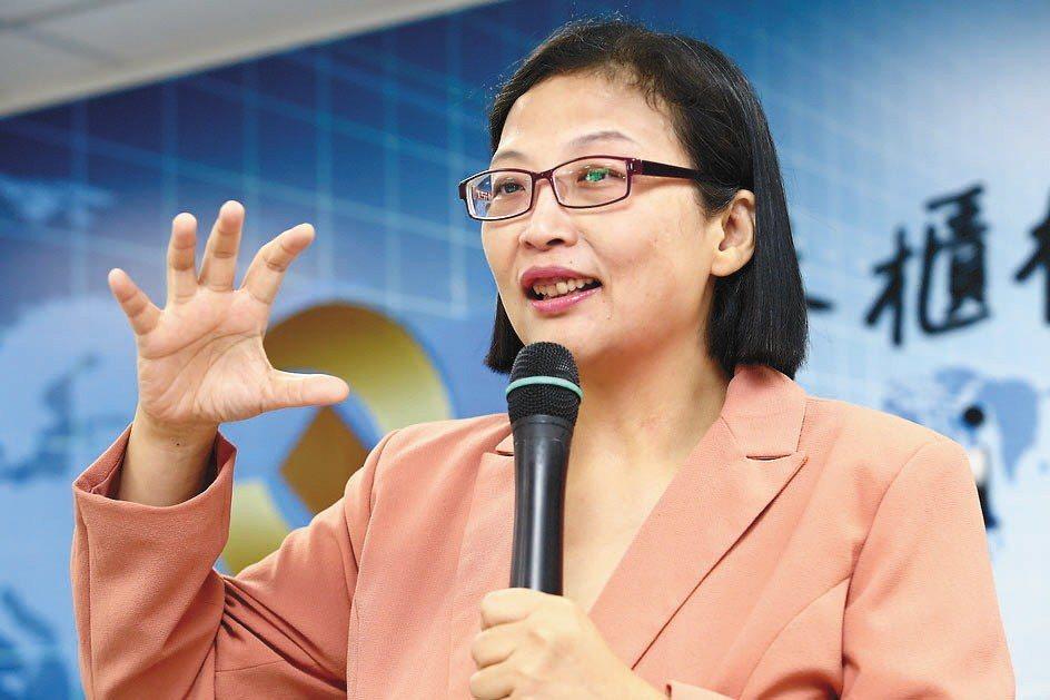 環球晶圓董事長徐秀蘭。 圖/聯合報系資料照片