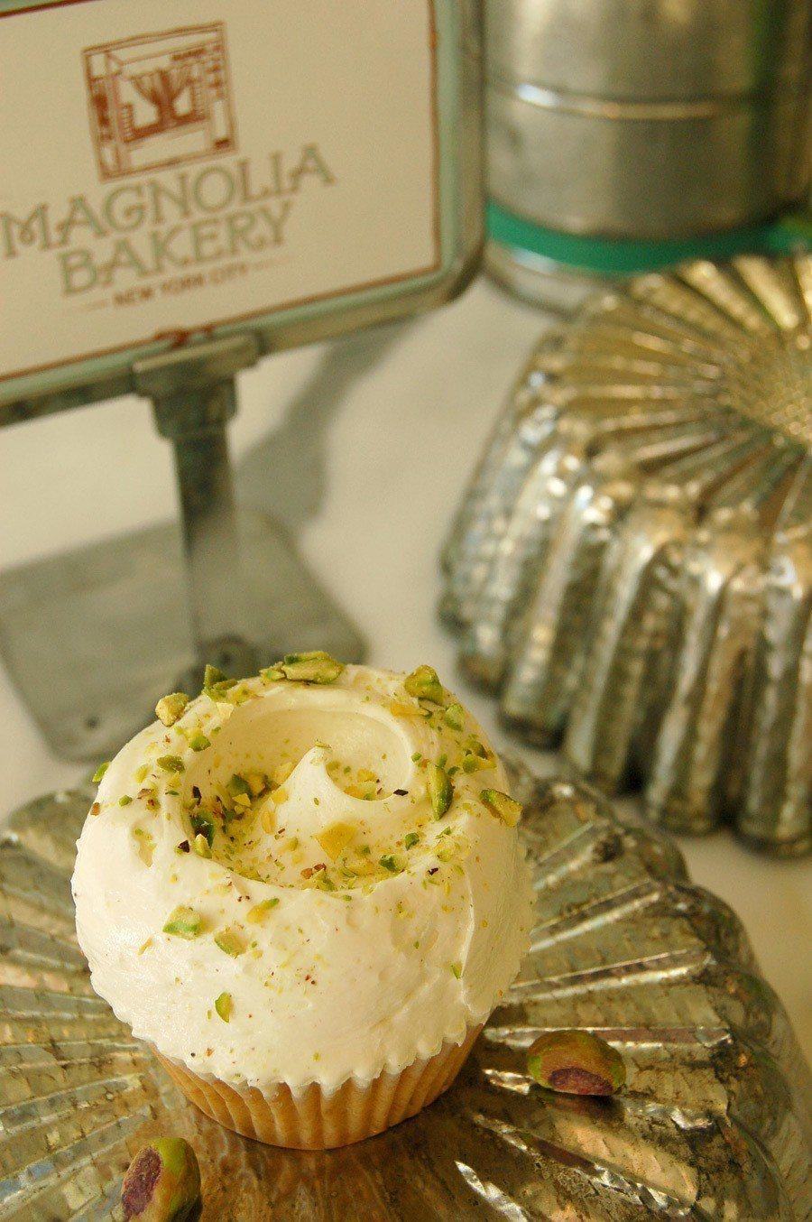 紐約烘焙店「Magnolia Bakery」,是吃貨圈流行的「網紅」美食;這家擅...
