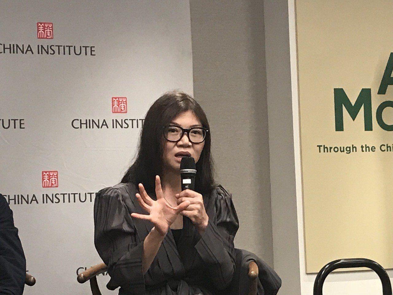 華美協進社(China Institute)11日舉辦「迪奧之上:中國的時尚產業...