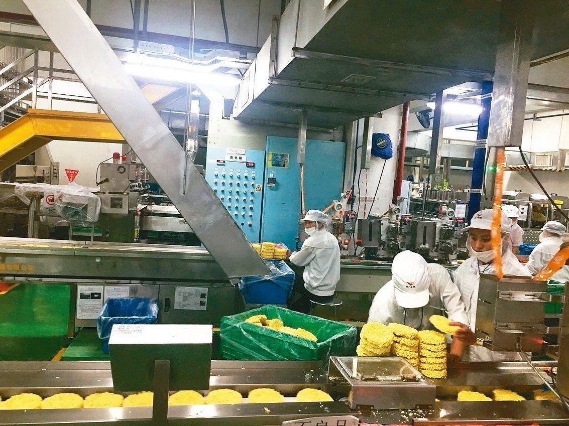 中國方便麵愈來愈多人開始選擇人民幣5元以上的方便麵產品,統一方便麵產品已經成功華...