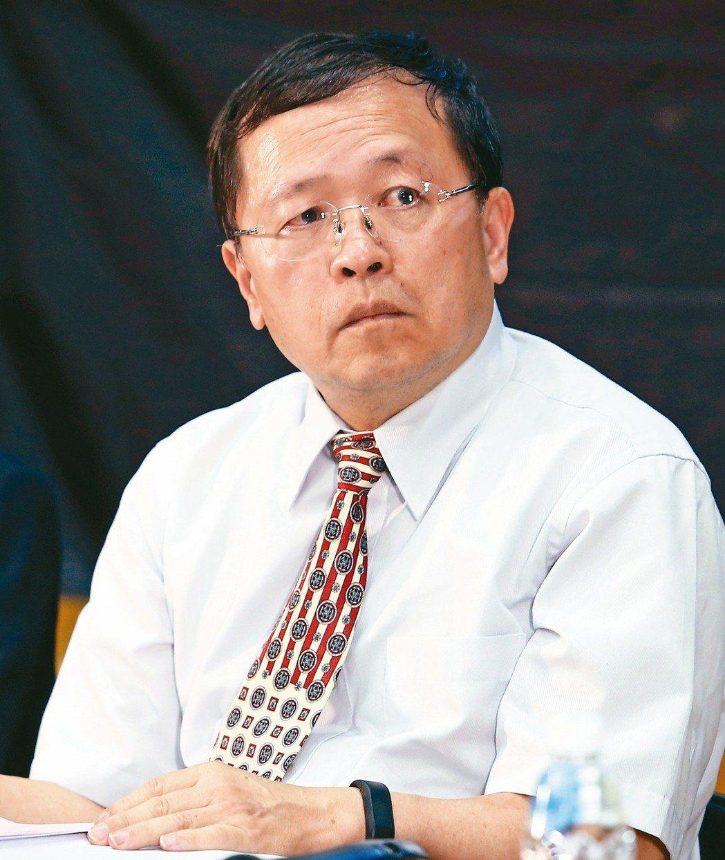 促轉會副主委張天欽。 圖/聯合報系資料照片