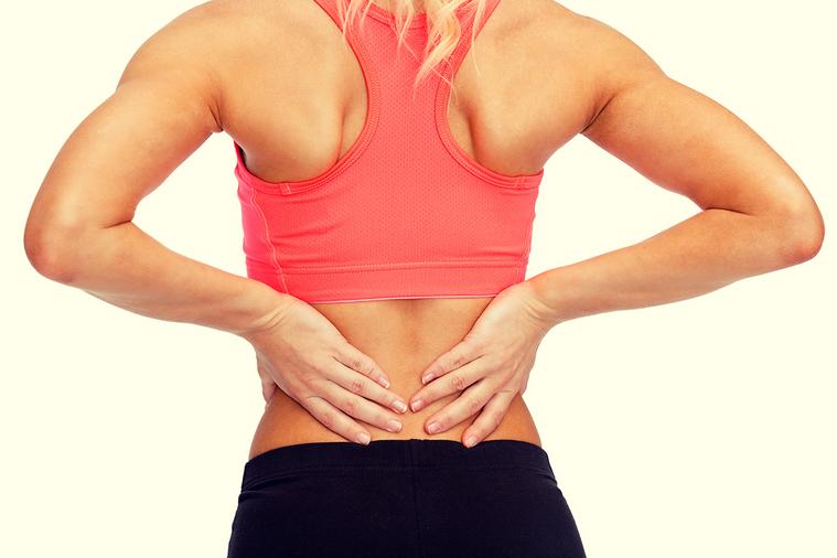 面對多數的慢性腰痛,能持續自我照護以因應疼痛是很重要的。 圖/ingimage