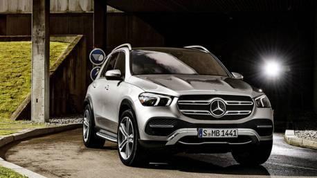 全新一代Mercedes-Benz GLE預先上線!10月巴黎車展正式發表
